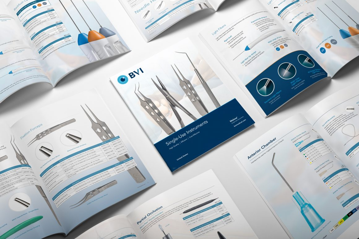 Product Catalog Design and Photography