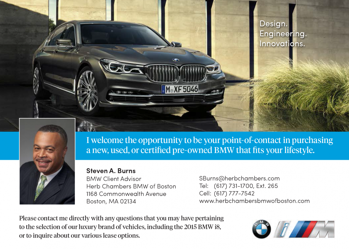 Boston Design Agency Kenneally Creativebmw