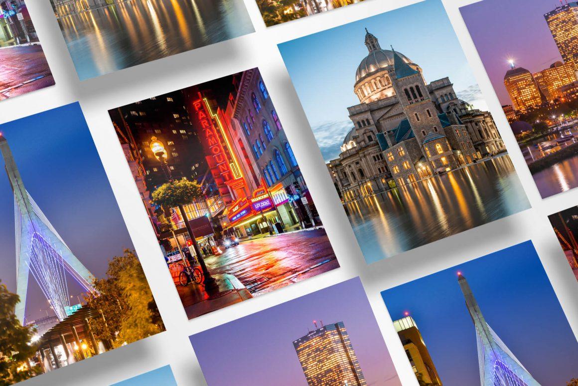 Boston Graphic Designer Photographer Architecture 1