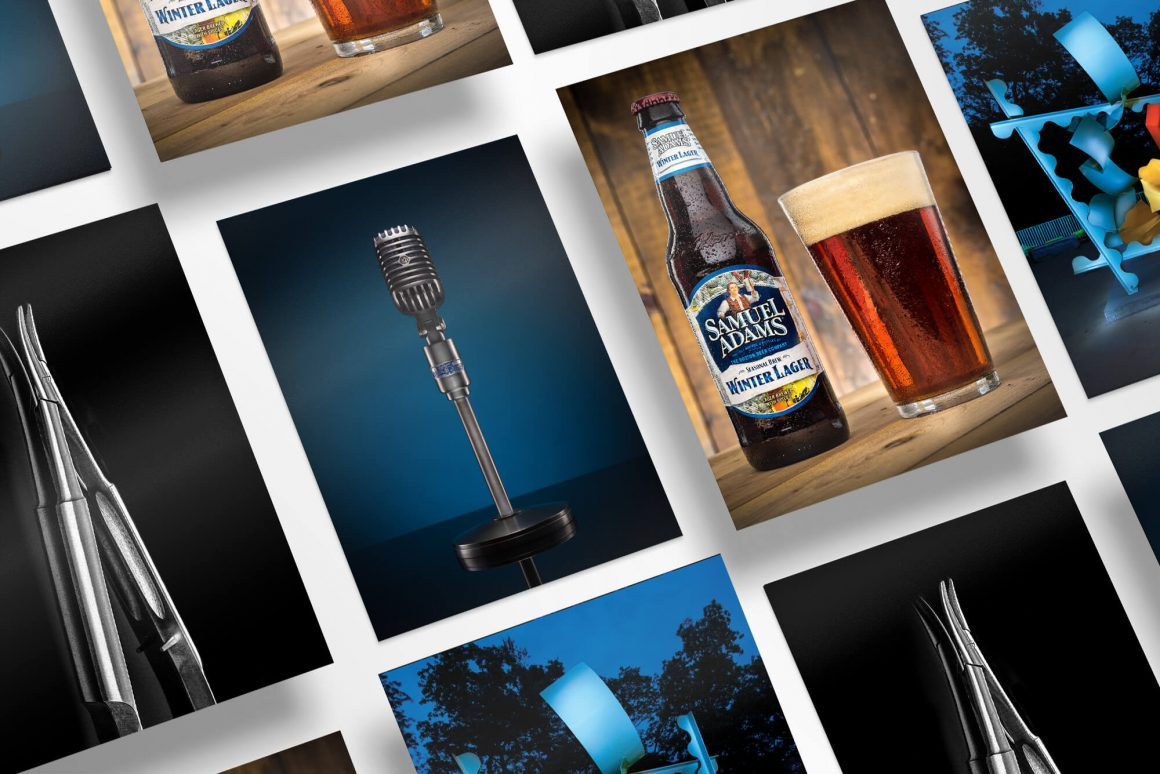 Boston Graphic Designer Product Photographer 2